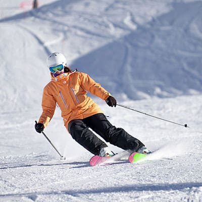 Ski Season and Back Pain: What to Know Before Hitting the Slopes